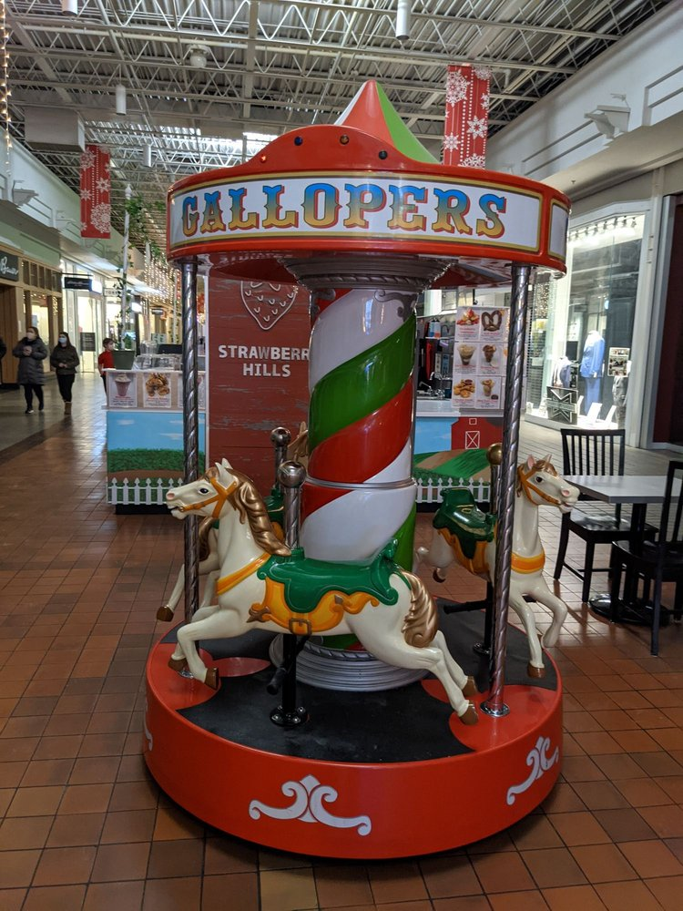 North Grand Mall: 2801 Grand Ave, Ames, IA