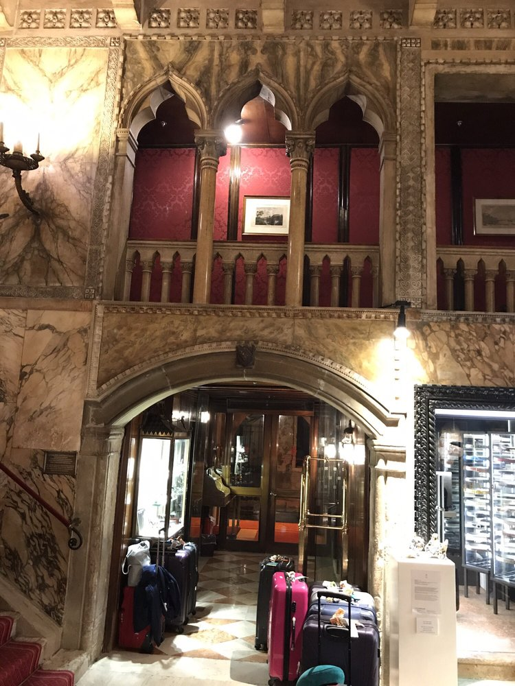 Inside Hotel Danieli Yelp