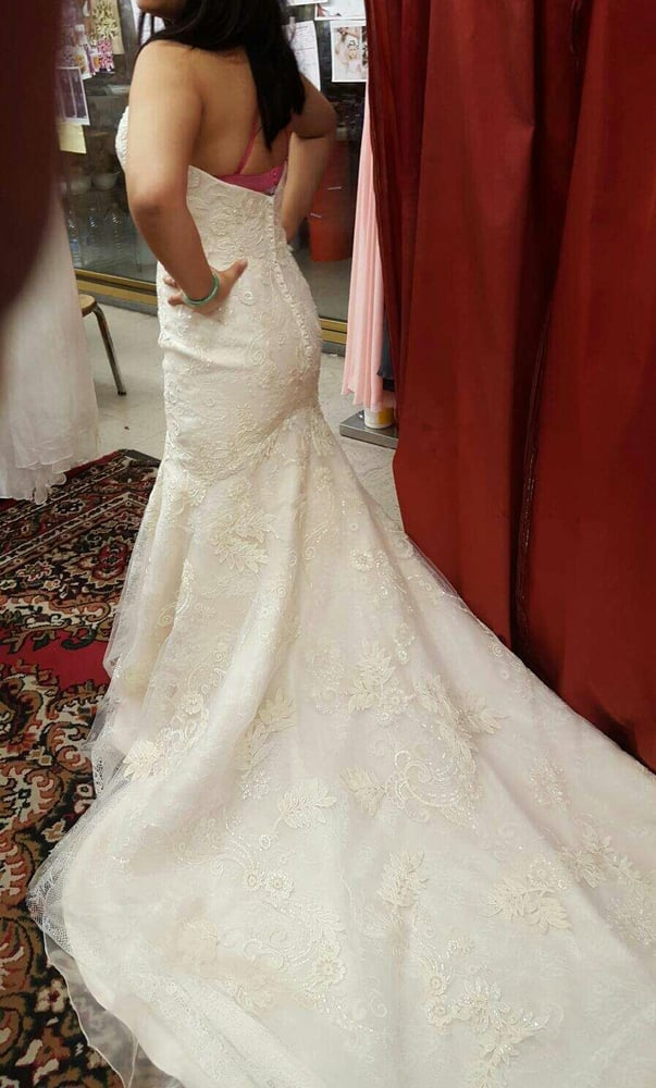 Wedding Dress Rental Casablanca Dress Range From 250 400 Yelp