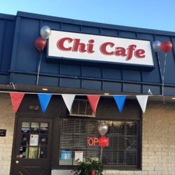Photo Of Chi Cafe Boothwyn Pa United States Front Door