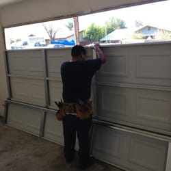 Photo Of Absolute Garage Doors   Riverside, CA, United States. Garage Door  Repairs