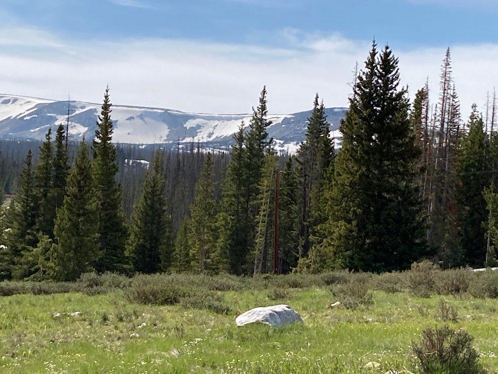 Mountain Meadows Cabins: 3519 Highway 130, Centennial, WY