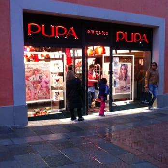 Pupa Outlet - Perfume - Via A Meucci 10, Barberino del Mugello ...