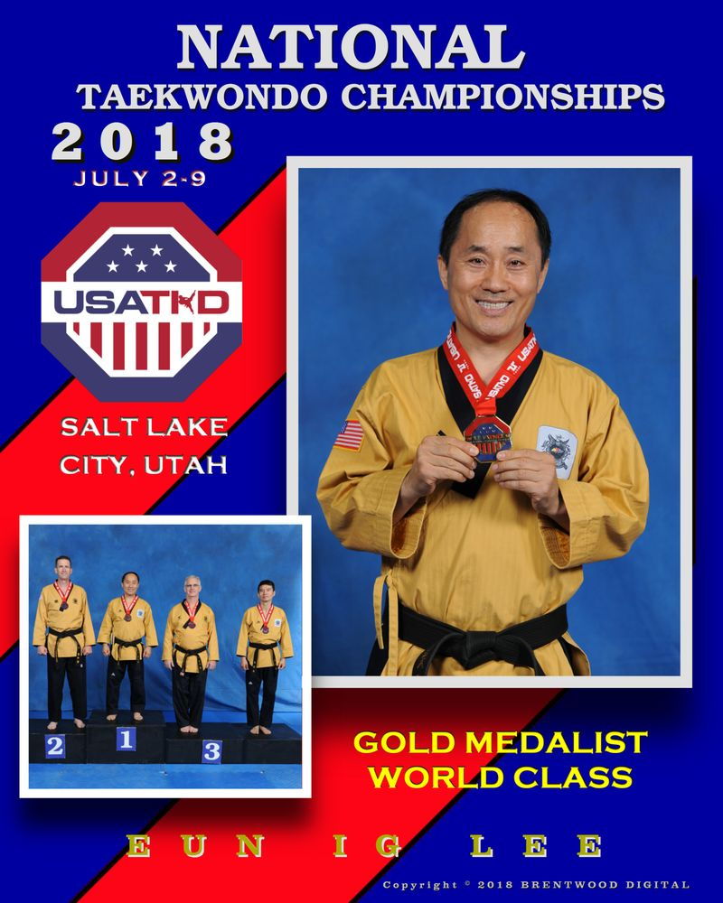 Lee's US TaeKwondo: 6921 Independence Pkwy, Plano, TX