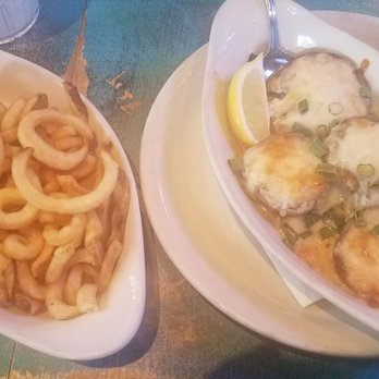 Photo Of Wobbly Boots Roadhouse Osage Beach Mo United States Crab Stuffed