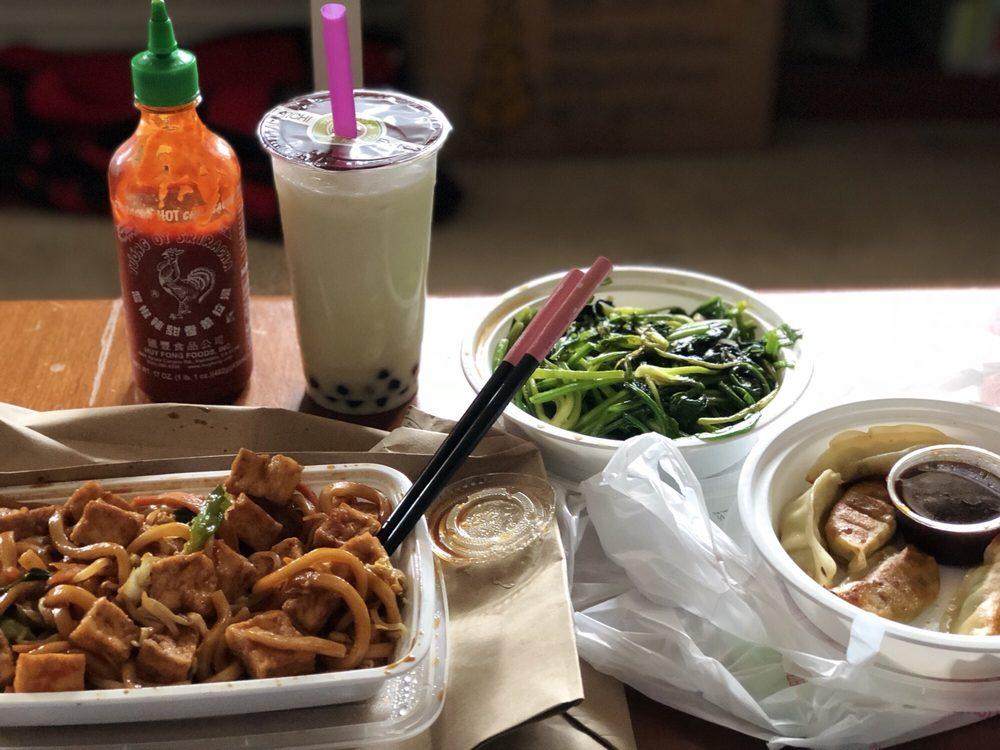 Food from Yummy Garden Hot Pot