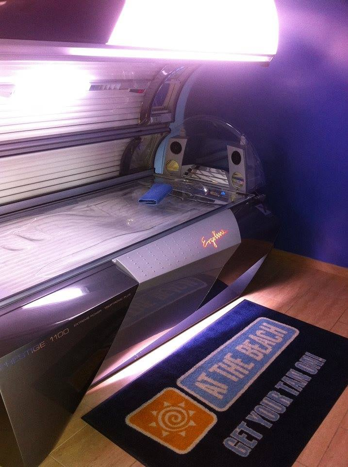 Can Tanning Beds Whiten Teeth