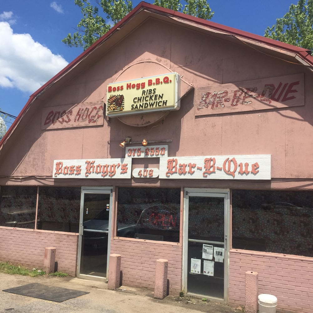 Boss Hogg Bar-B-Que: 409 1st Ave W, Reform, AL