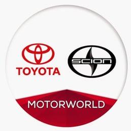 Motorworld toyota 42 foto concessionari auto 150 for Motor world wilkes barre hours