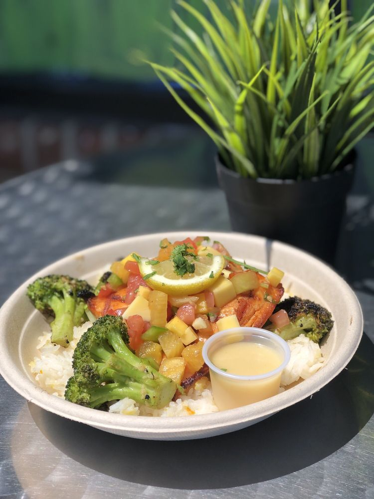 Healthy Boy Grill: 351 Old Country Rd, Carle Place, NY