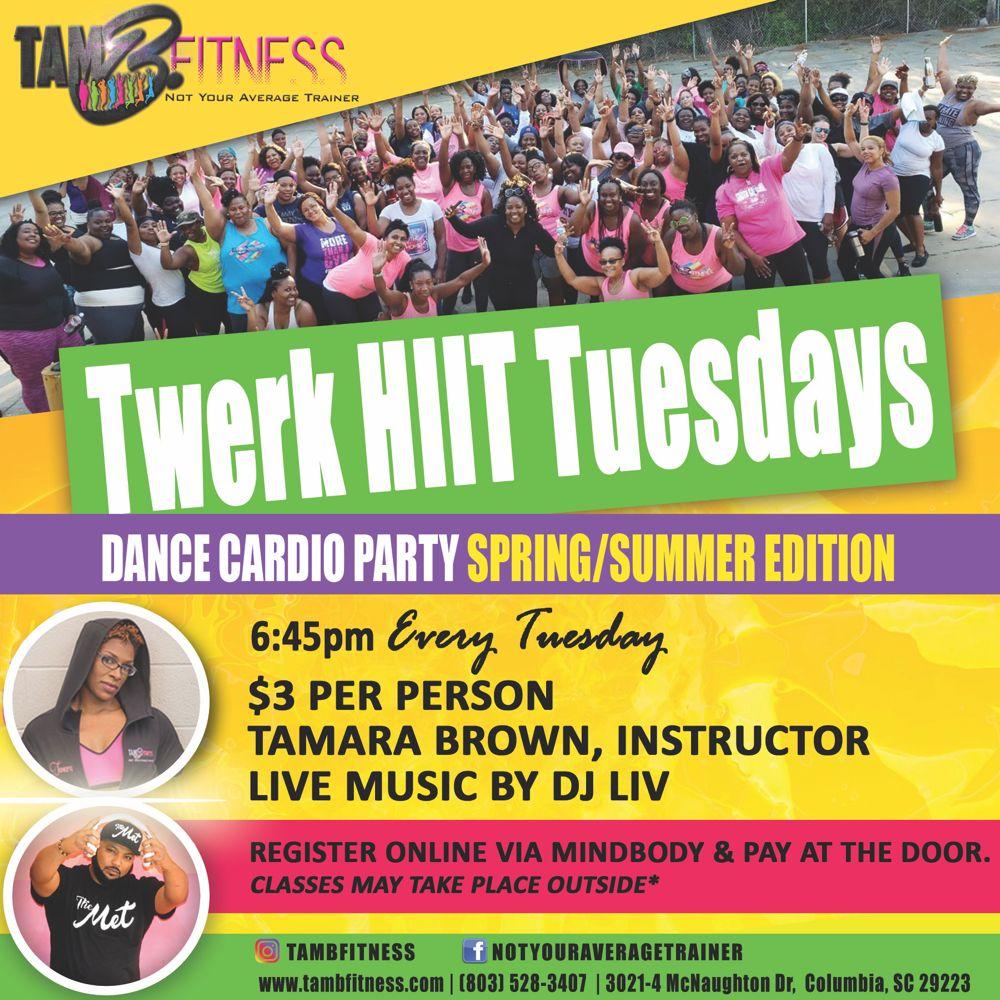 TamB. Fitness: 3021-4 McNaughton Dr, Columbia, SC