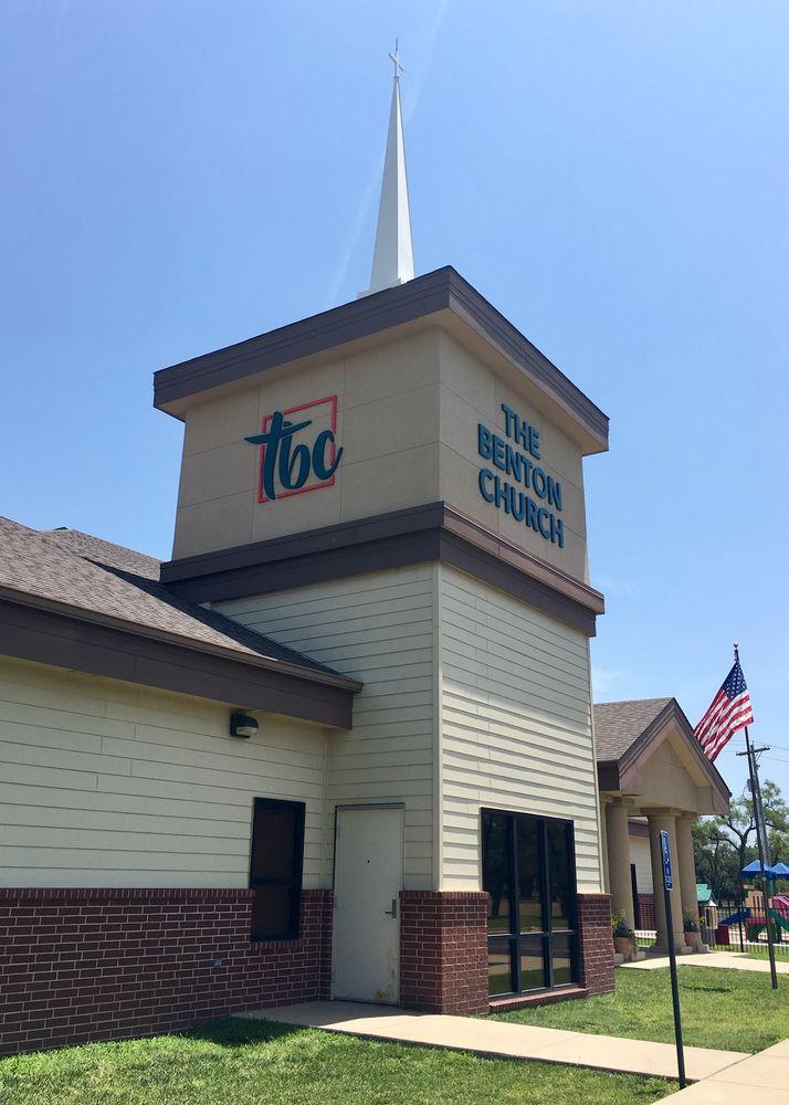 Photo of The Benton Church: Benton, KS