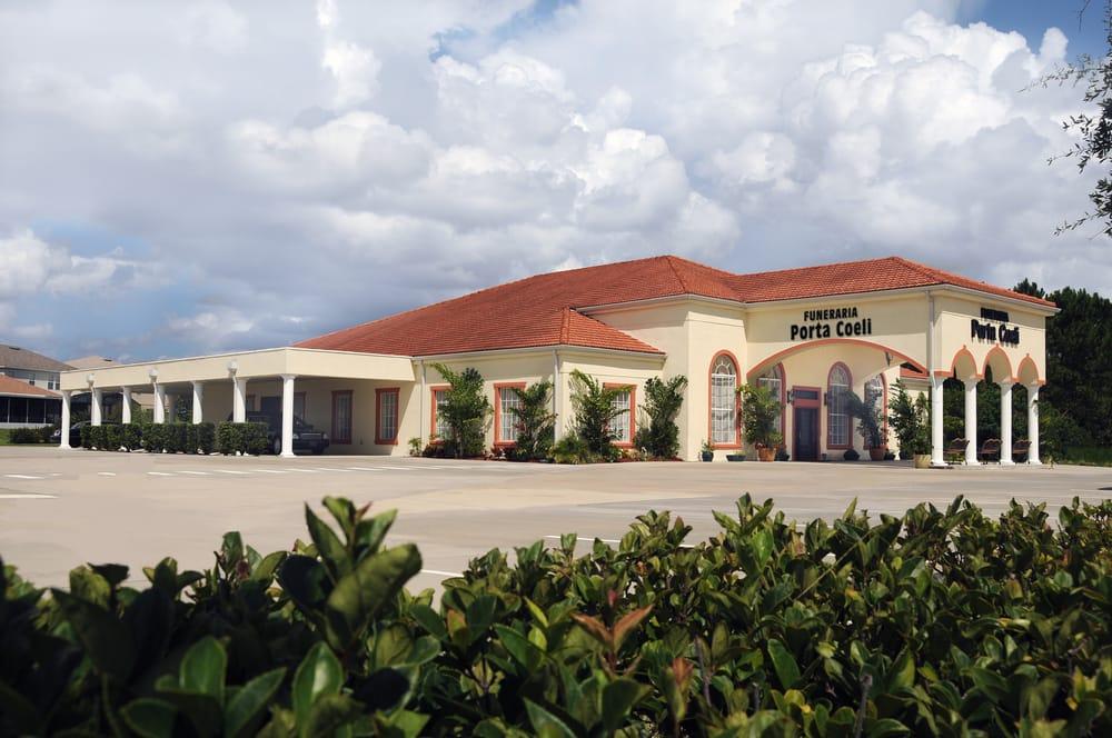 Funeraria Porta Coeli: 2801 E Osceola Pkwy, Kissimmee, FL