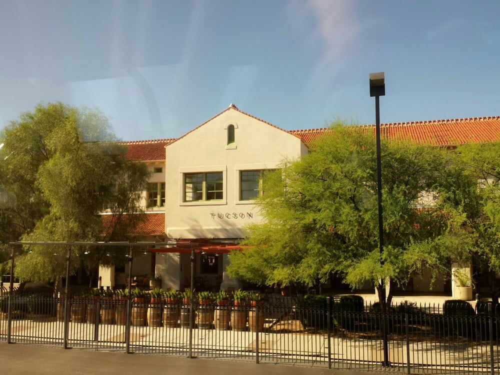 Tucson Amtrak Station