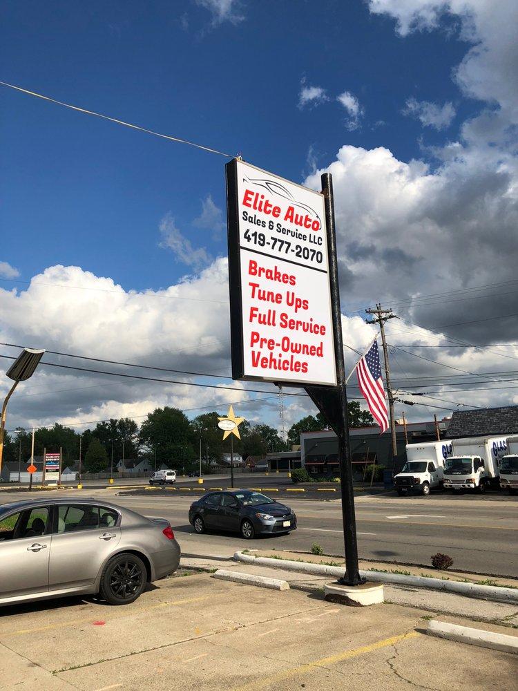 Elite Auto Sales & Service