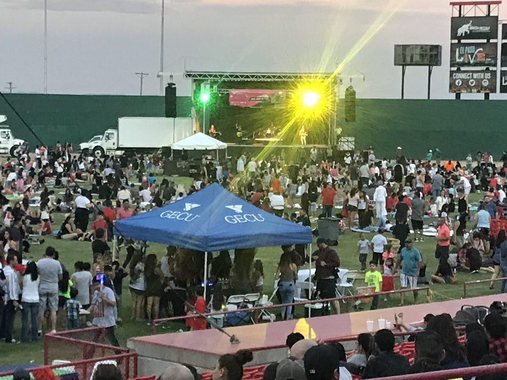 Cohen Stadium: 9700 Gateway N Blvd, El Paso, TX