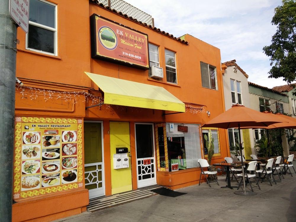 E k valley restaurant 180 photos 319 reviews mexican for California fish grill culver city ca
