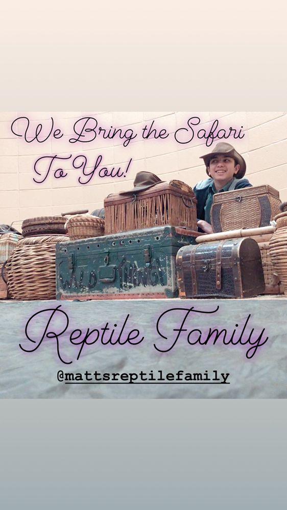 Reptile Family: Ventura County, CA