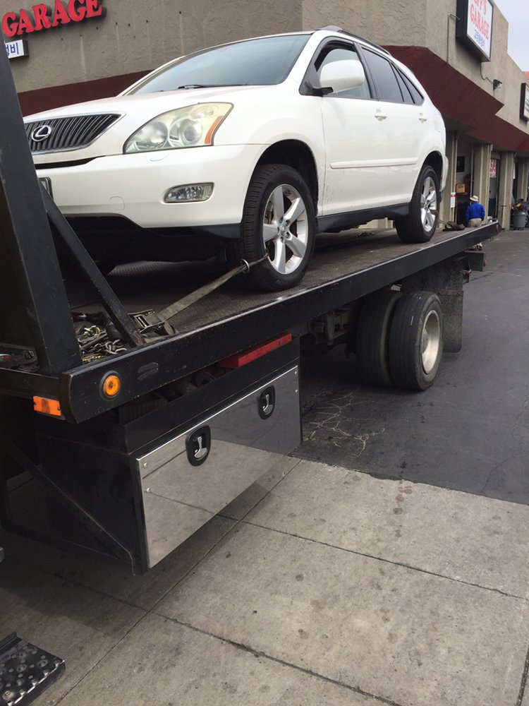 Photo Of First Call Towing Service   San Jose, CA, United States. Towing