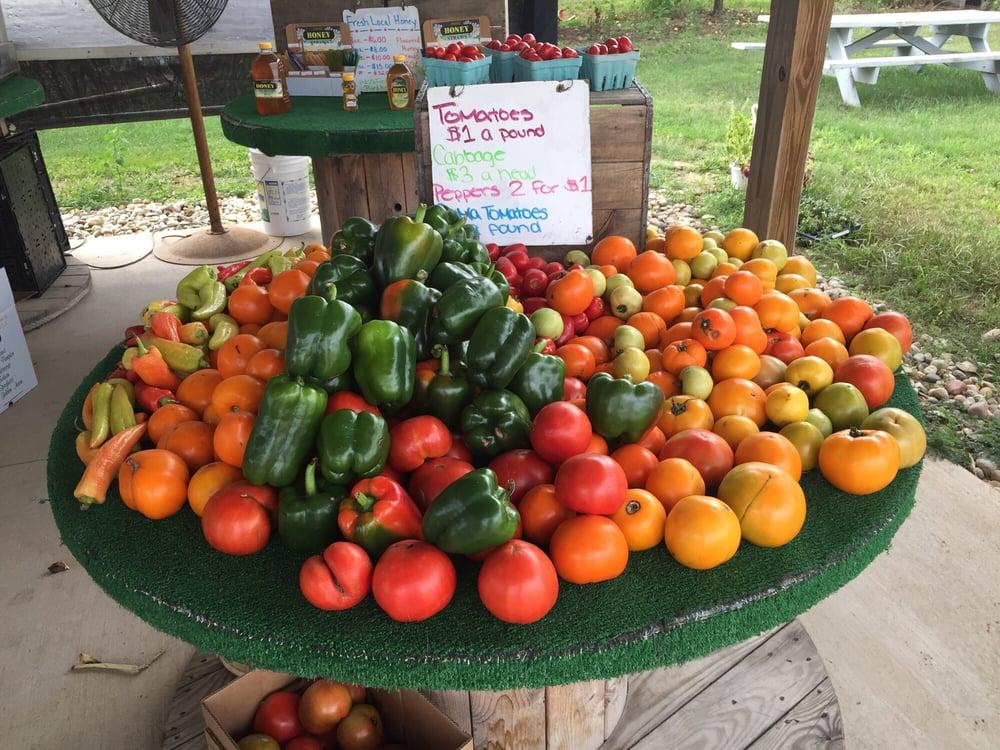 Frank Farms: 8249 Deans Hill Rd, Berrien Center, MI