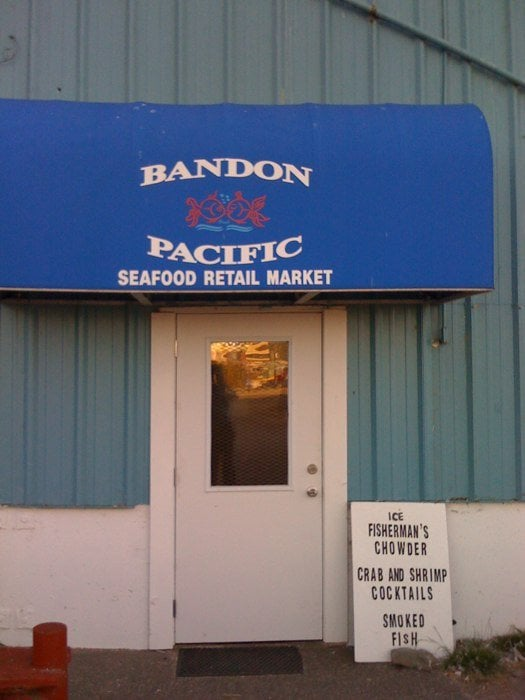 Bandon pacific seafood markets 250 1st st sw bandon for Pacific fish market