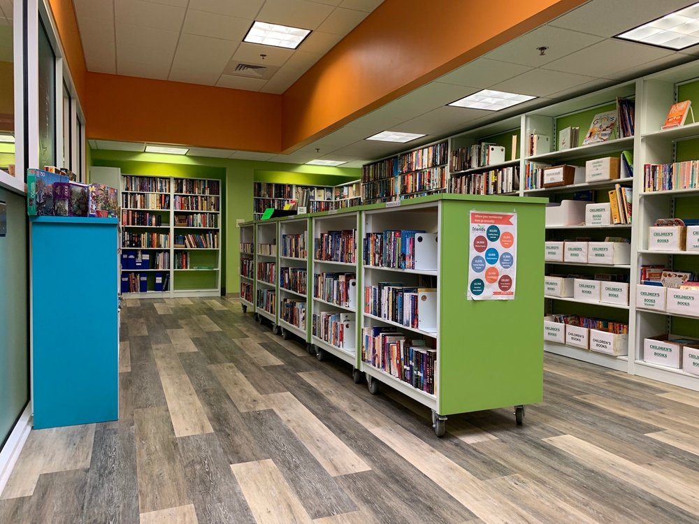 Palm Harbor Library: 2330 Nebraska Ave, Palm Harbor, FL