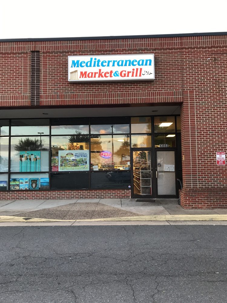 Mediterranean Market and Grill: 13554 Minnieville Rd, Woodbridge, VA