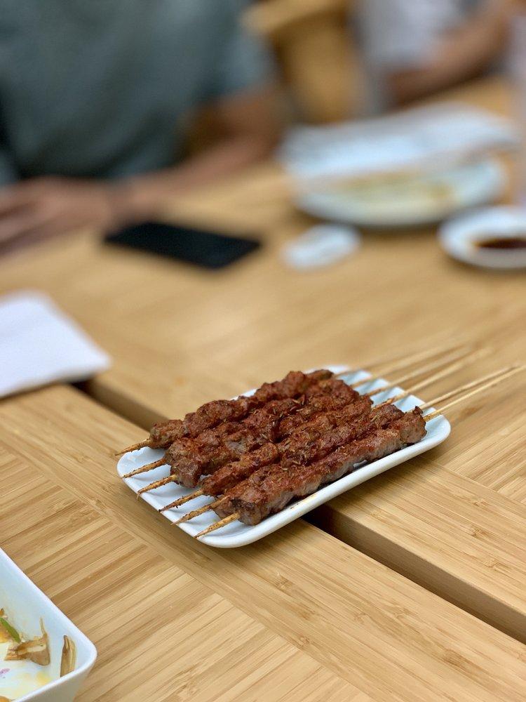 Food from Qing Xiang Yuan Dumplings