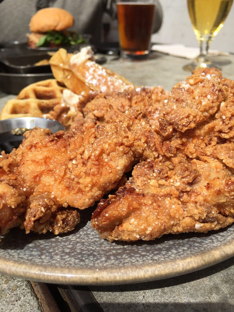 Chicken and Waffle - Yelp