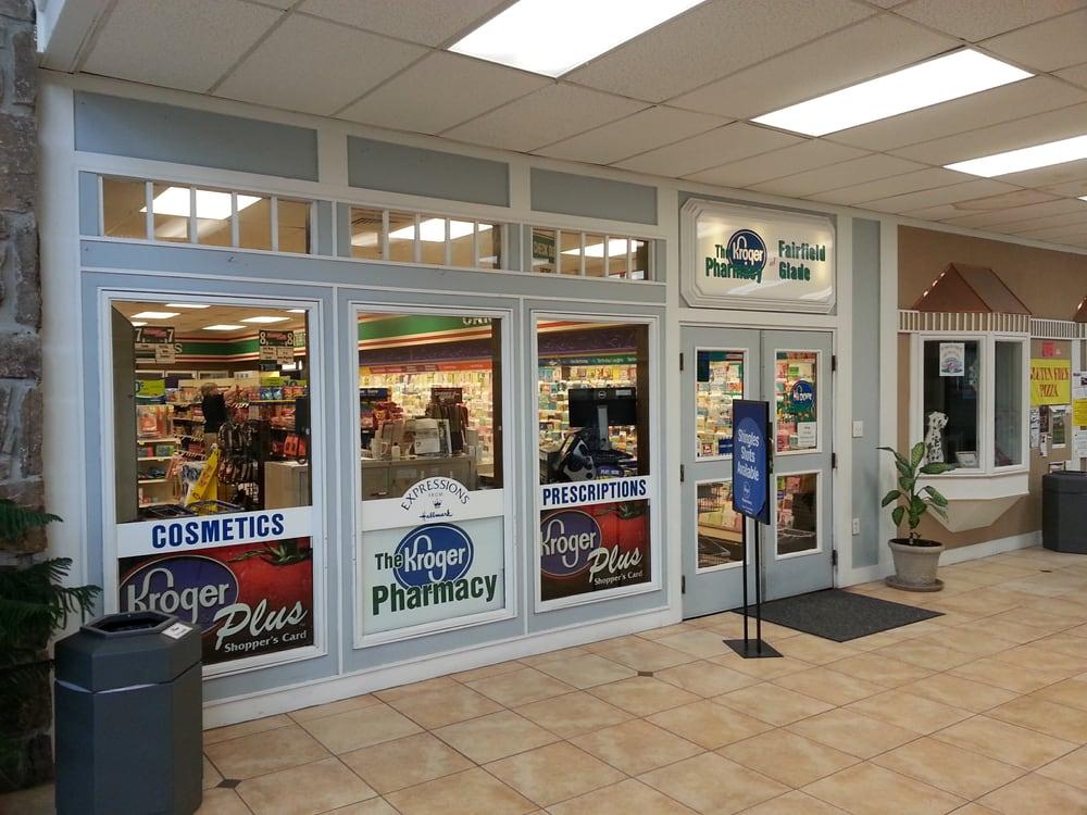 Kroger Pharmacy: 126 Stonehenge Dr, Crossville, TN