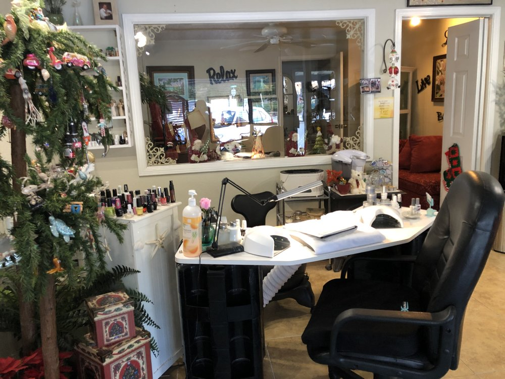 The Nail Spa: 5000 Scotts Valley Dr, Scotts Valley, CA
