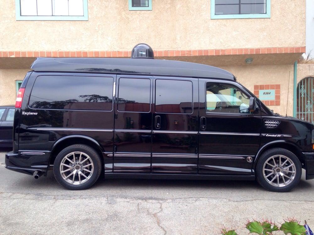 Opulent Transportation: 3500 Manchester Ave, Los Angeles, CA