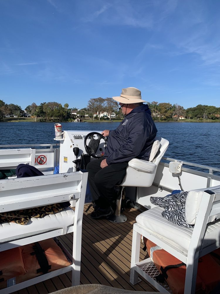 Photo of Scenic Boat Tour: Winter Park, FL