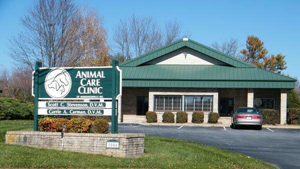 Animal Care Clinic Of Hendersonville: 1006 Old Spartanburg Rd, Hendersonville, NC