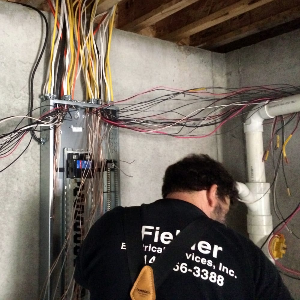 Fielder Electrical Services Can Replace Your Outdated Panel Or Fuse Electrician Box Photo Of Saint Louis Mo United States