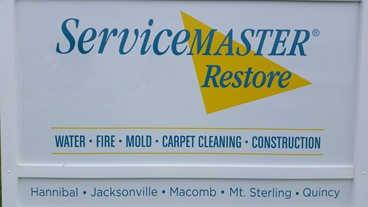 ServiceMaster Cleaning & Restoration: 106 Damon Rd, Mount Sterling, IL