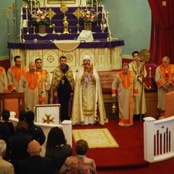 St John Armenian Apostolic Church - Churches - 275 Olympia