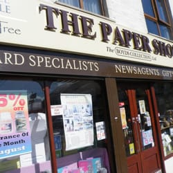 paper shop phone number