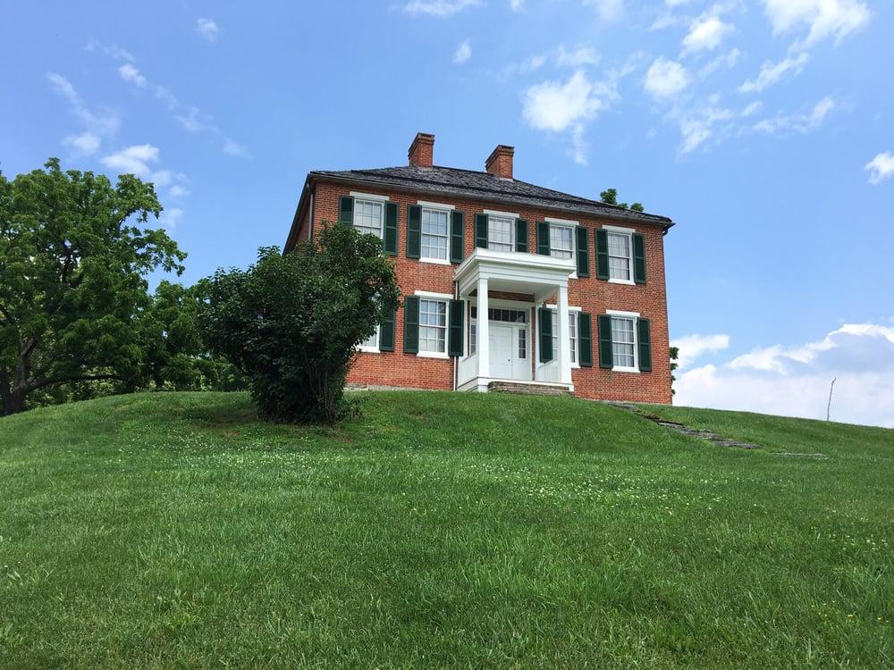 Pry House Field Hospital Museum: 18906 Shepherdstown Pike, Keedysville, MD