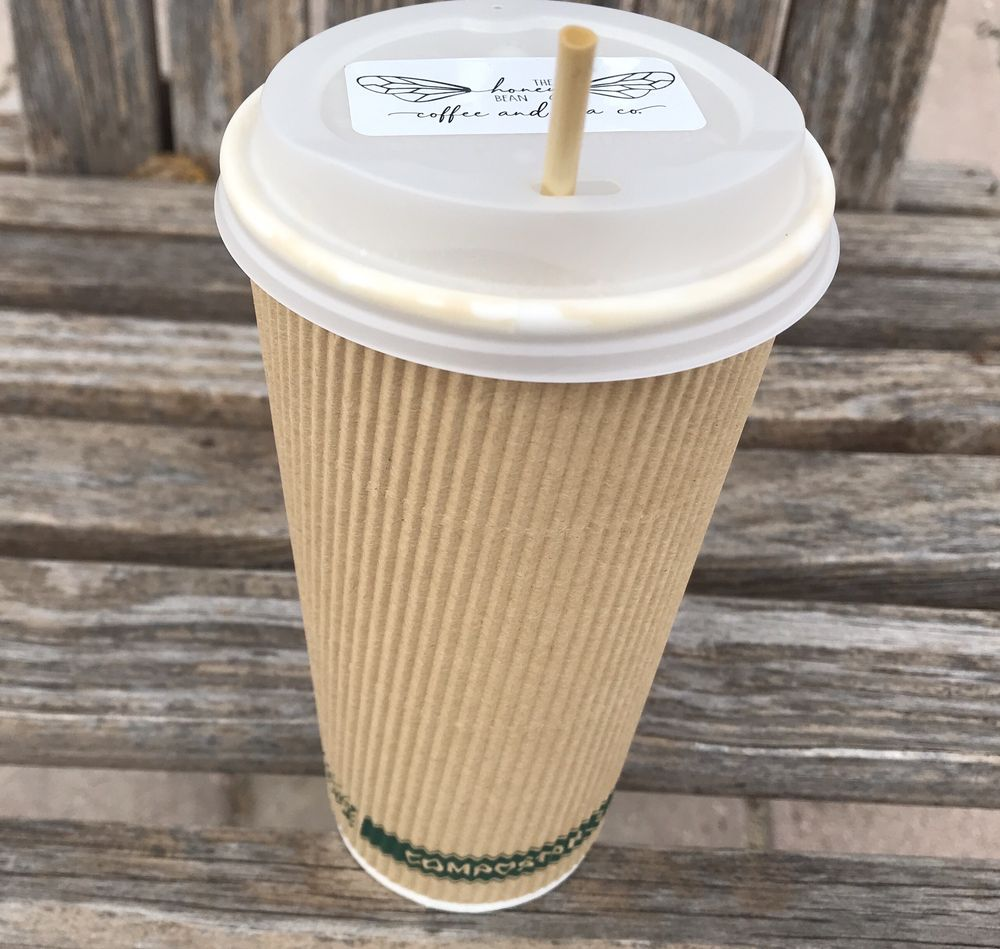 The Honey Bean Coffee and Tea: 1502 Main St, Junction, TX