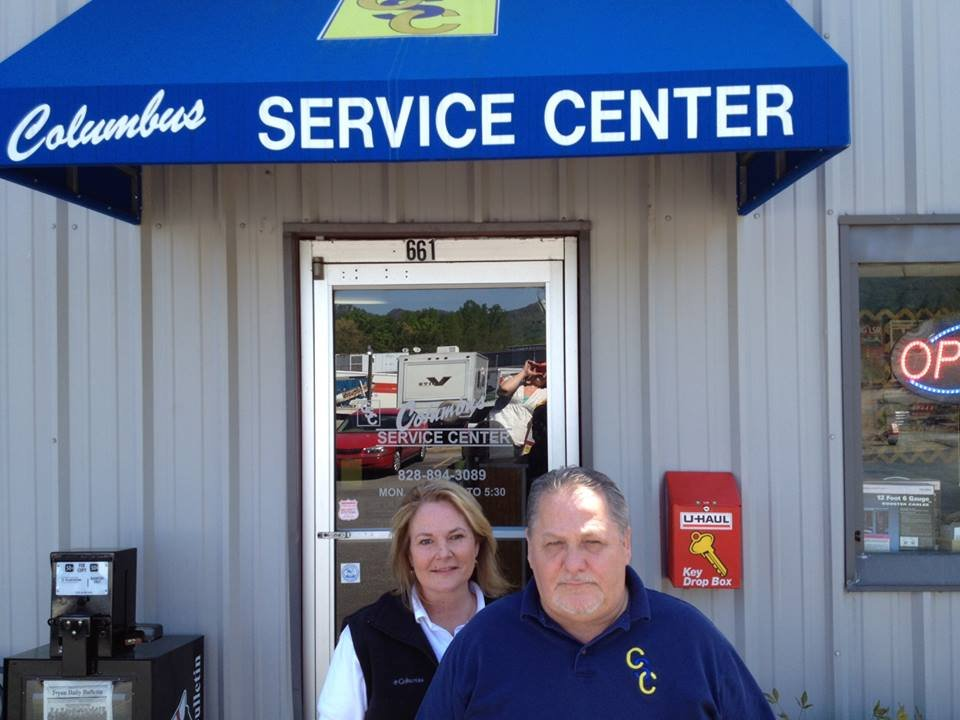 CSC Columbus Service Center: 661 W Mills St, Columbus, NC