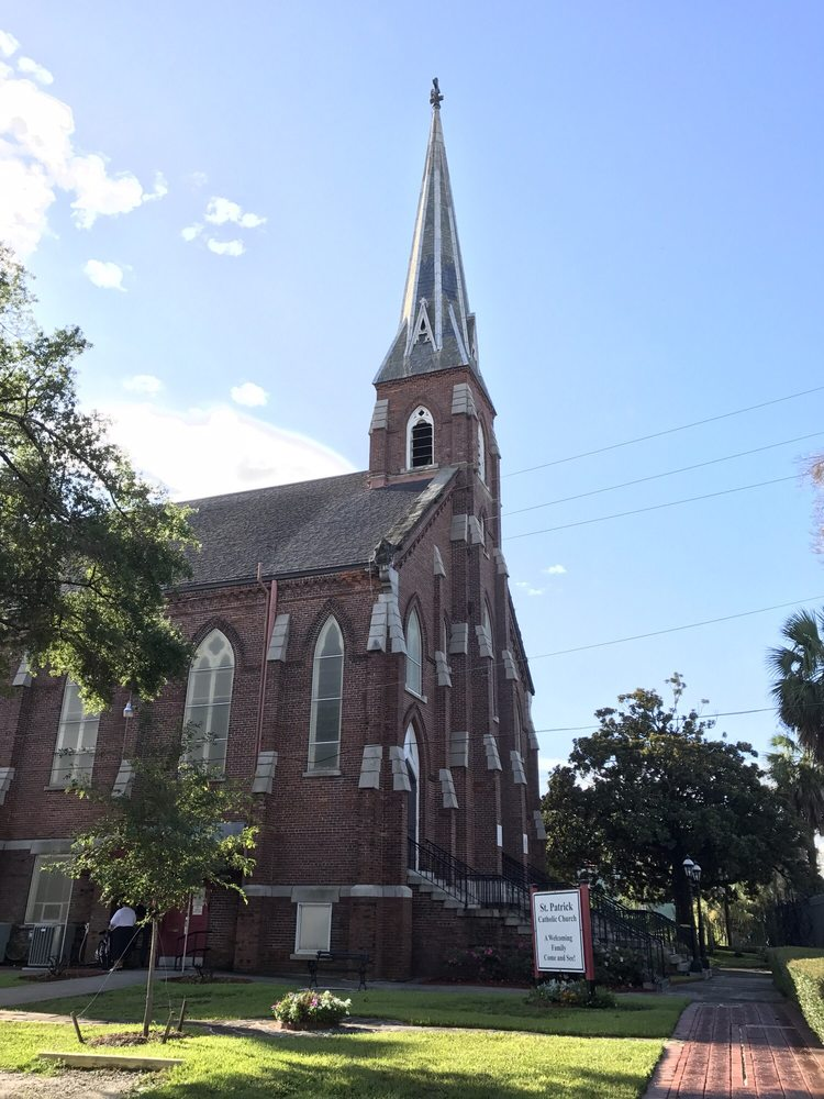 St Patrick's Catholic Church: 134 Saint Philip St, Charleston, SC