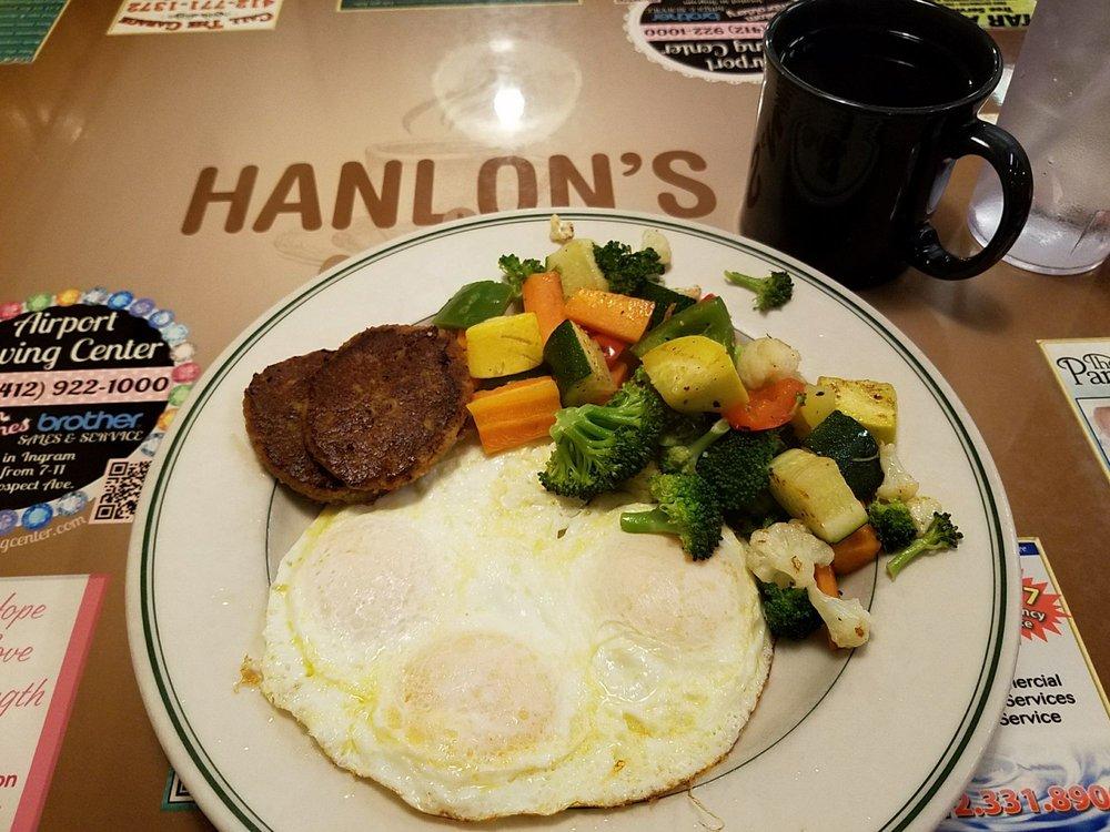 Hanlon's Cafe: 17 Foster Ave, Crafton, PA