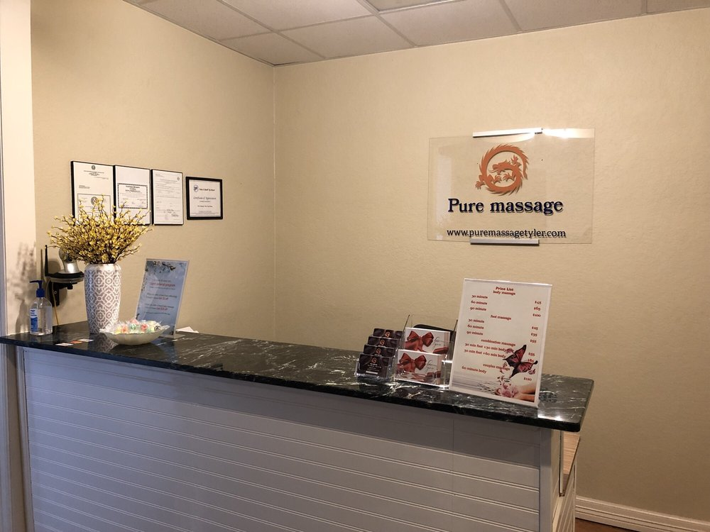 Pure massage: 2220 W Grande Blvd, Tyler, TX