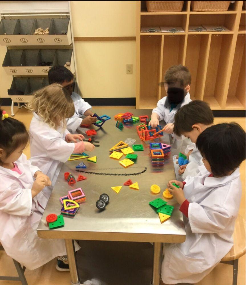 Stem Lab Preschool Bright Horizons Bellevue Dt Love That