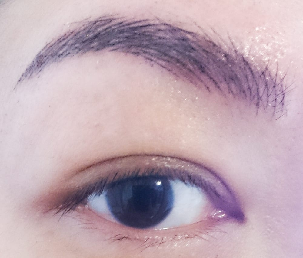 just finish tattoo my eyebrow/ - Yelp
