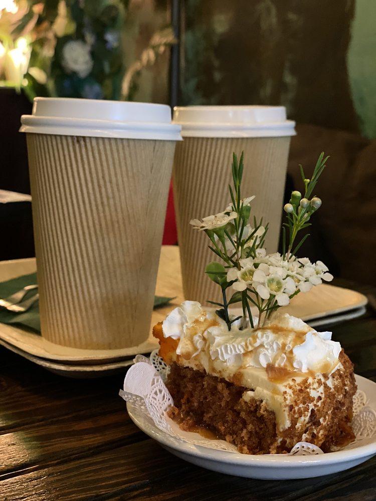 Coffee Flower   Cafe Com-ma: 2557 S Hacienda Blvd, Hacienda Heights, CA