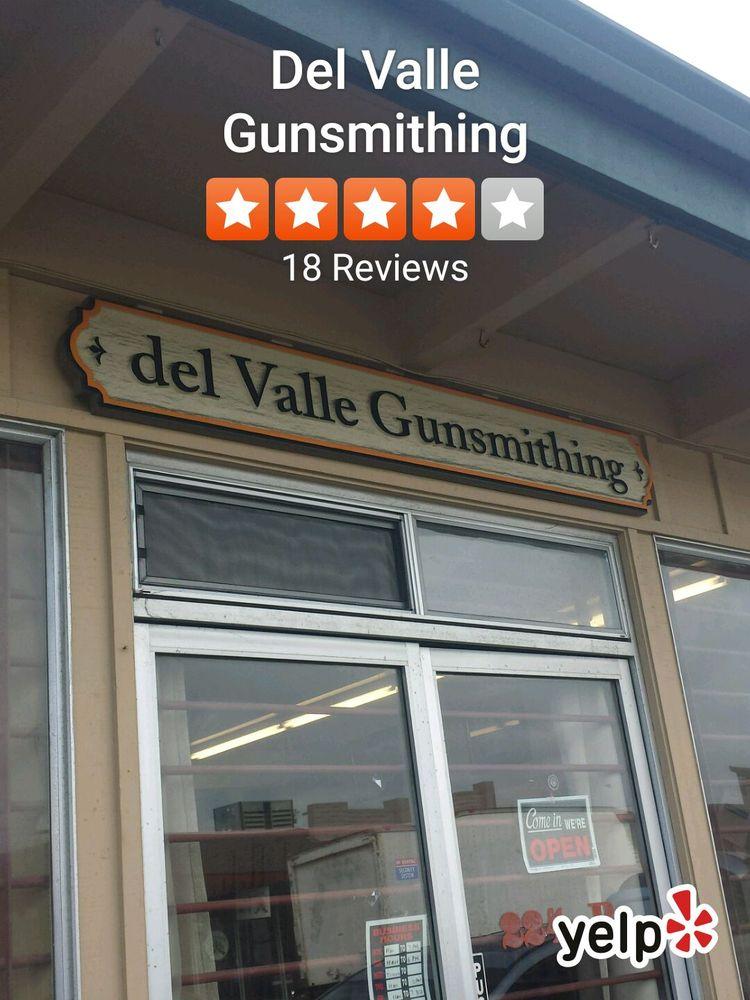 Del Valle Gunsmithing: 224 Reindollar Ave, Marina, CA