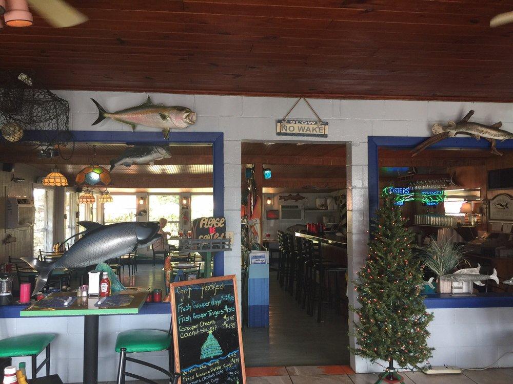 The Cove Restaurant Inverness Fl Menu