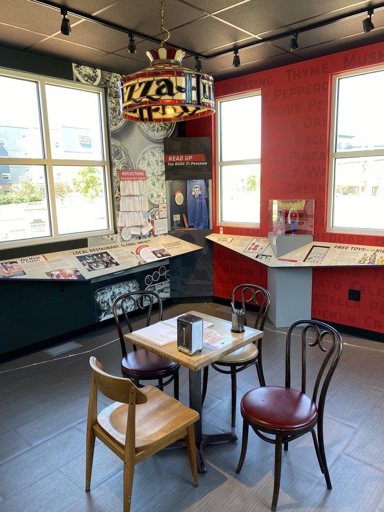 The Original Pizza Hut Museum: 2090 Innovation Blvd, Wichita, KS